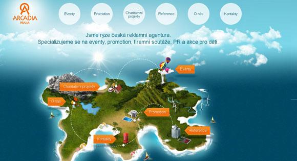 20 Excellent Website with Creative Header Design 12