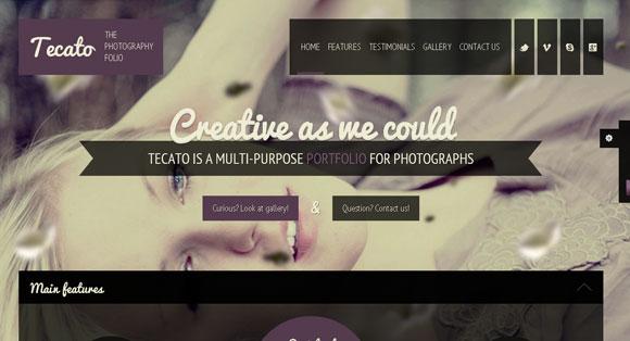 20 Excellent Website with Creative Header Design 13