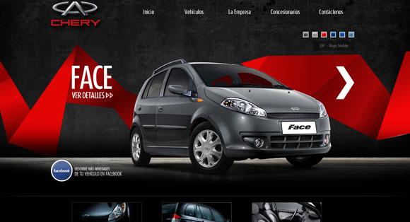 20 Excellent Website with Creative Header Design 16