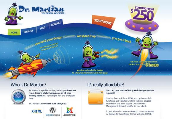 20 Excellent Website with Creative Header Design 2