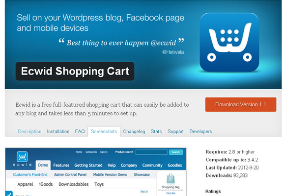 10 Free and Premium Shopping Cart Plugins for WordPress