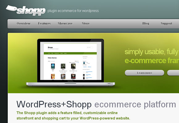 10 Free and Premium Shopping Cart Plugins for WordPress 2