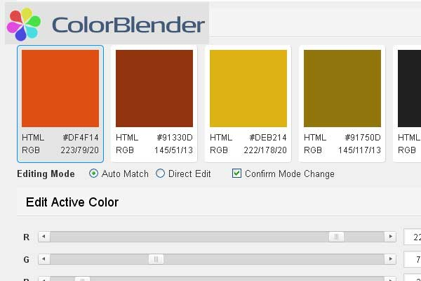 10 Useful Color Palette Tools for Designers 1