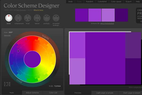 10 Useful Color Palette Tools for Designers 2