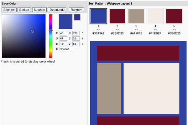 10 Useful Color Palette Tools for Designers 8