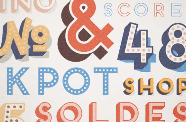 16 Beautiful Fonts for Big Banners and Posters 13