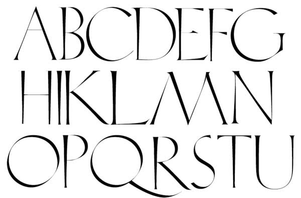 16 Beautiful Fonts for Big Banners and Posters 14