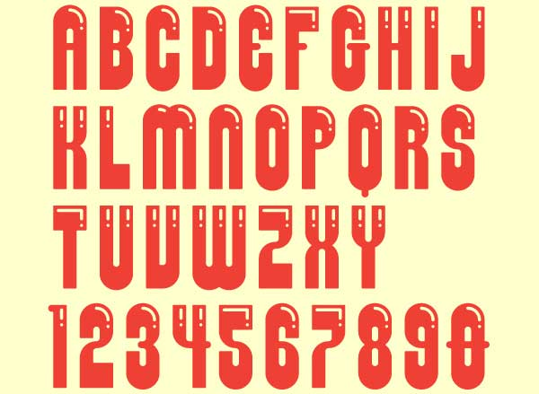 16 Beautiful Fonts for Big Banners and Posters 15