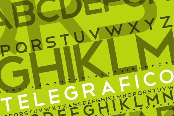 16 Beautiful Fonts for Big Banners and Posters 7