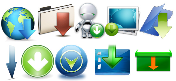 10 Excellent Sets of Download Icons for Web Designers 10
