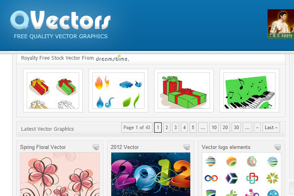 10 Exceptional Resources to Download Free Vectors