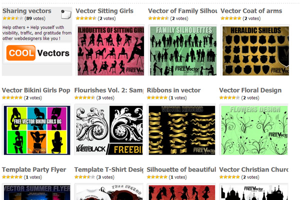 10 Exceptional Resources to Download Free Vectors 4