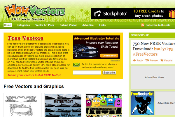 10 Exceptional Resources to Download Free Vectors 5