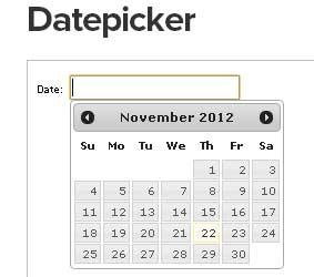 10 Beautiful jQuery Calendar Plugins 3