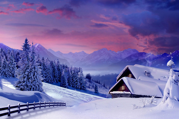 20 Beautiful Winter Wallpaper for Desktop 14