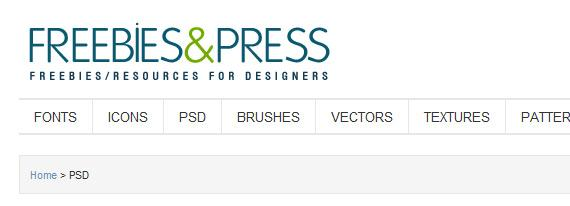 Best Pack of Websites for Downloading Free High-Quality PSD Files
