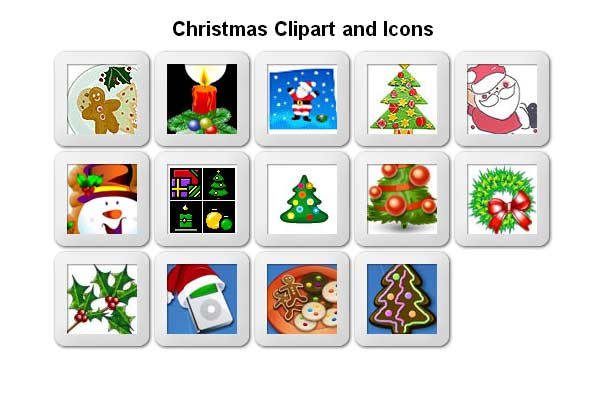 10 Beautiful Set of Christmas Icons for Web Designers