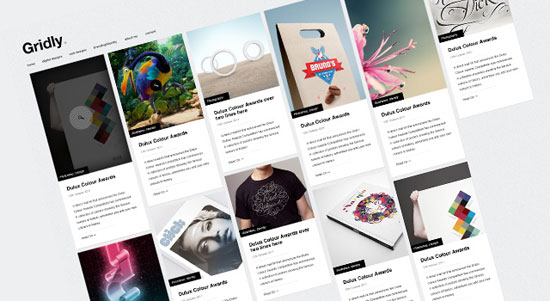 30 Fresh PSD Website Templates for Free Download 13