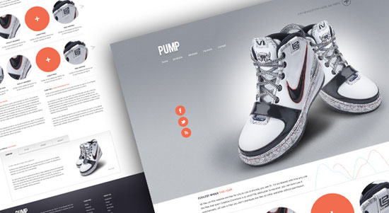 30 Fresh PSD Website Templates for Free Download 15