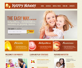 30 Fresh PSD Website Templates for Free Download 16