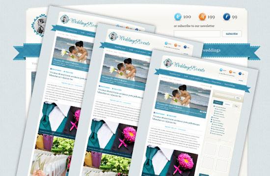 30 Fresh PSD Website Templates for Free Download 18