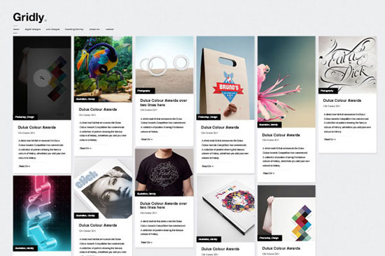 30 Fresh PSD Website Templates for Free Download 5