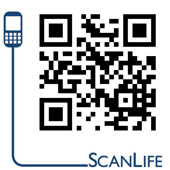 10 Beautiful Examples of QR Code and Their Usability 8