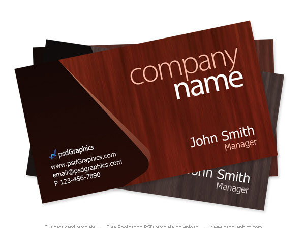 20 Free High Resolution Business Card Templates 10