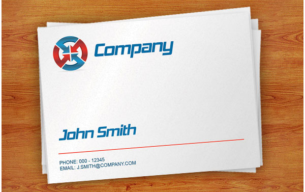 20 Free High Resolution Business Card Templates