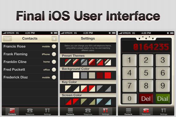 15+ Useful iPhone Application Development Tutorials Around The Web 13
