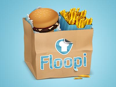 Beautiful Food and Restaurant Logo Designs 9