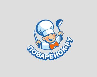 Beautiful Food and Restaurant Logo Designs 12