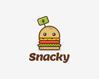 Beautiful Food and Restaurant Logo Designs 19
