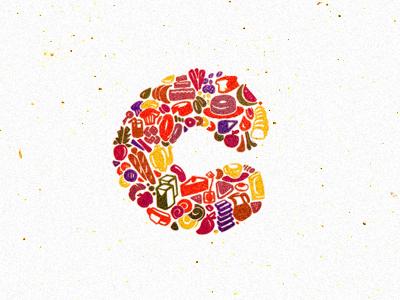 Beautiful Food and Restaurant Logo Designs 8