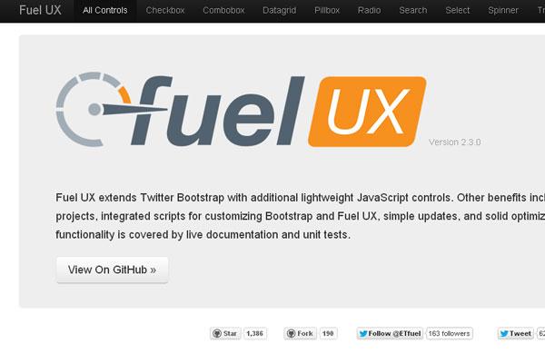 20 Useful jQuery UI Framework Plugins for Web Designers 9