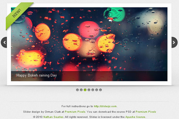20 Useful jQuery UI Framework Plugins for Web Designers 14