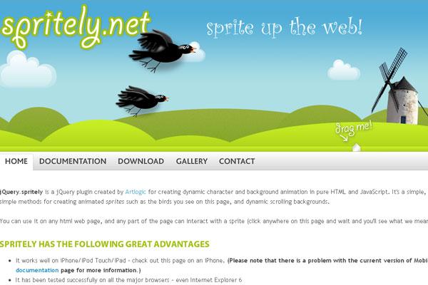 20 Useful jQuery UI Framework Plugins for Web Designers 15