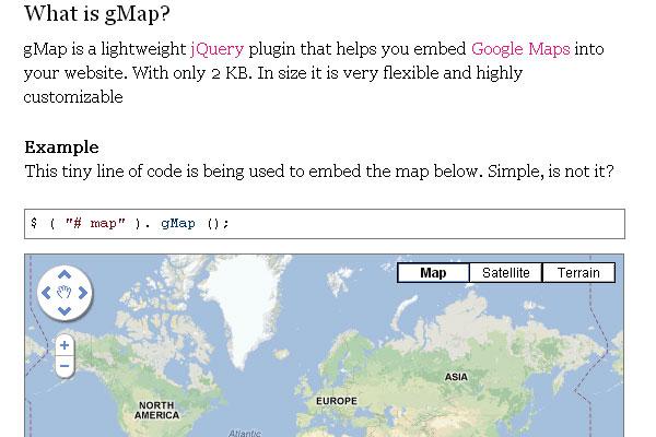 20 Useful jQuery UI Framework Plugins for Web Designers 6