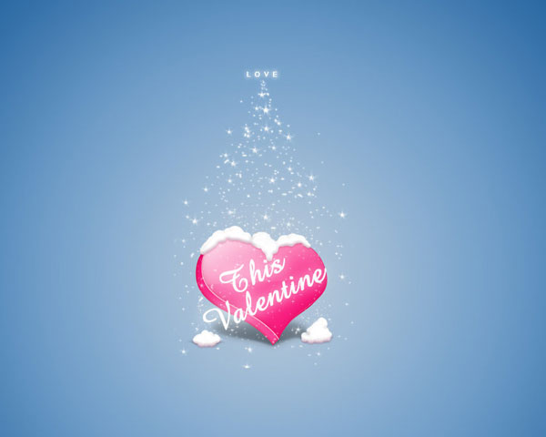 20 Beautiful Free Valentine Wallpapers 9