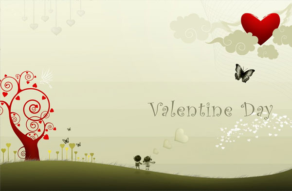20 Beautiful Free Valentine Wallpapers 10
