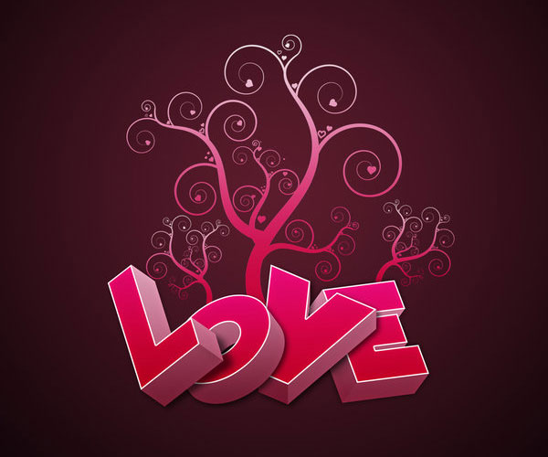 20 Beautiful Free Valentine Wallpapers 2