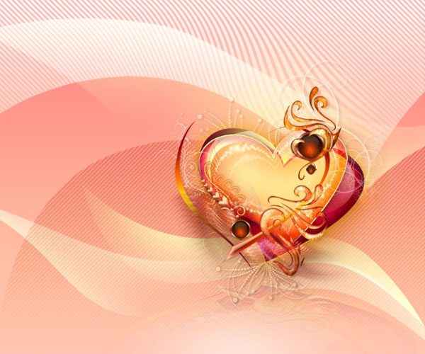 20 Beautiful Free Valentine Wallpapers 4