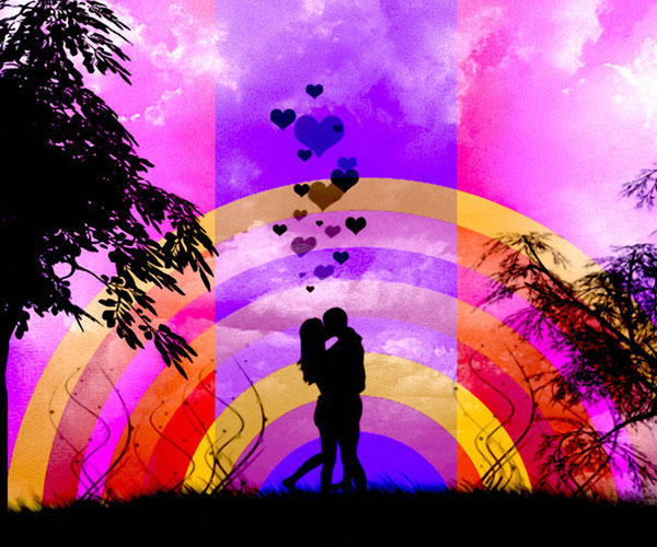 20 Beautiful Free Valentine Wallpapers 6