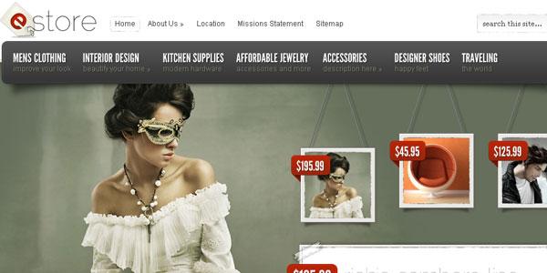 Most Impressive WordPress E-commerce Themes 2