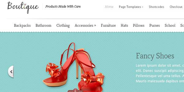 Most Impressive WordPress E-commerce Themes 6