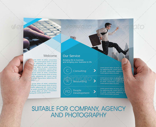 20 High Quality Free and Premium Brochure Template 10