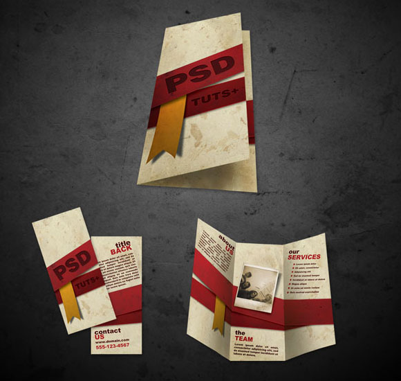 20 High Quality Free and Premium Brochure Template 13