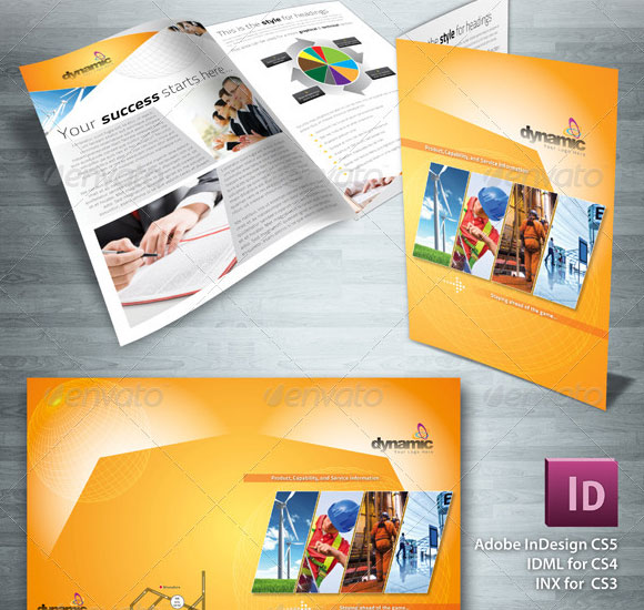 20 High Quality Free and Premium Brochure Template