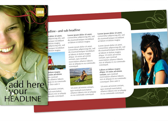 20 High Quality Free and Premium Brochure Template 4