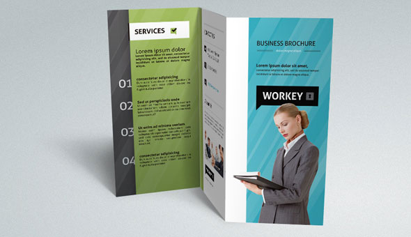 20 High Quality Free and Premium Brochure Template 5